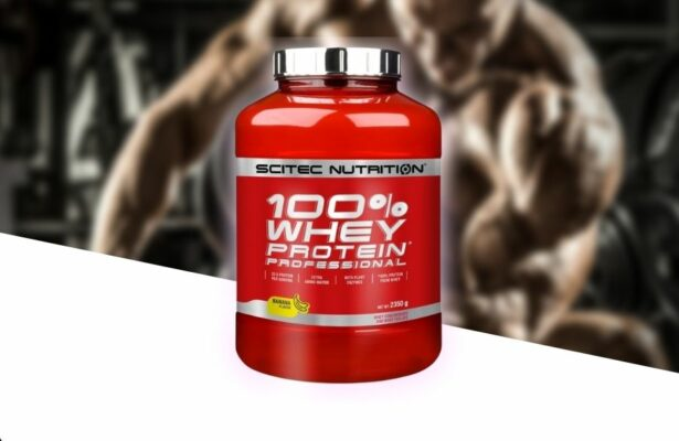 Scitec Nutrition 100% whey protein Professional Product (2)