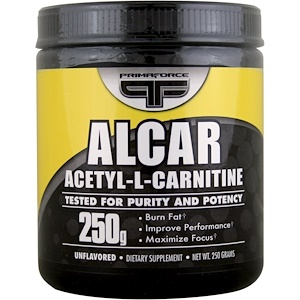Primaforce Acetyl-L-Carnitine - ALCAR