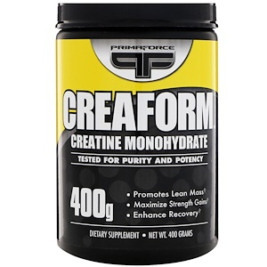 Primaforce Creaform - creatine monohydrate