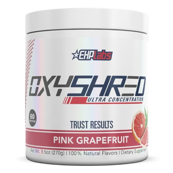 Ehplabs Oxyshred - Pink Grapefruit