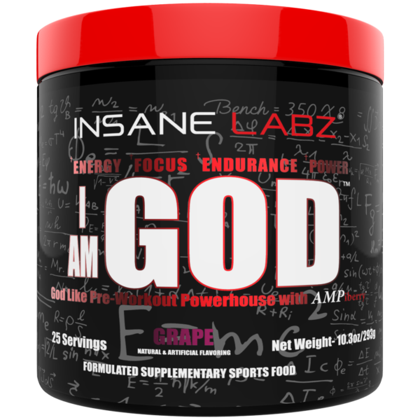 Insane Labz I AM God - Grape