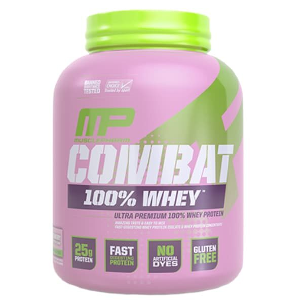 Musclepharm Combat 100% Whey Protein - Boysenberry