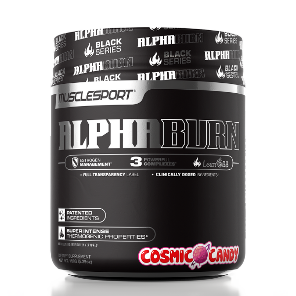 Musclesport Alphaburn - Cosmic Candy