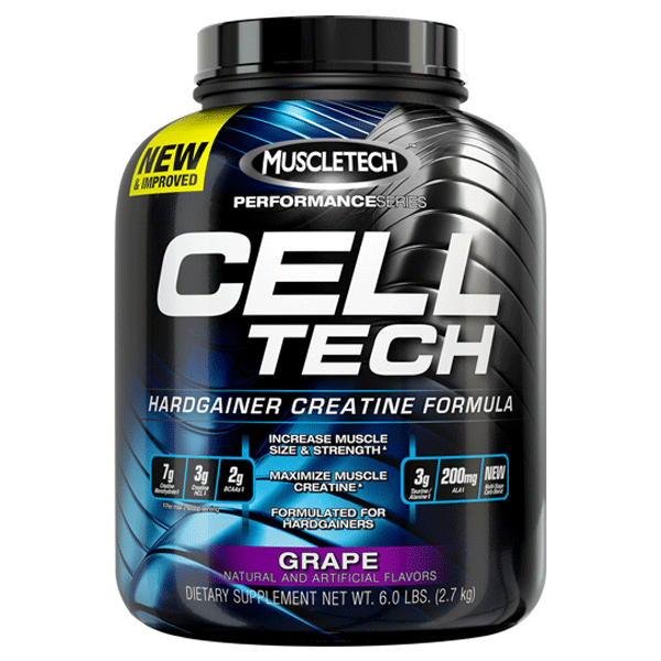 Muscletech Cell-tech - Grape 6lb