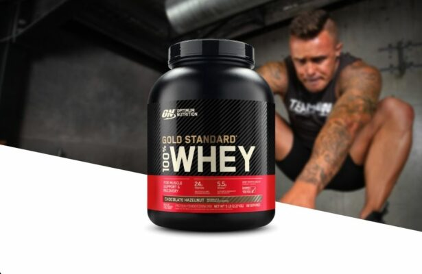 Optimum Nutrition Gold Standard 100% Whey Product
