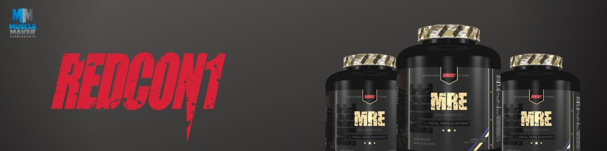 Redcon1 MRE Product Banner