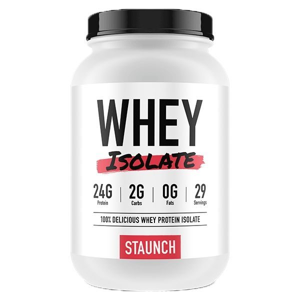 Staunch Nation Whey Isolate 2lb