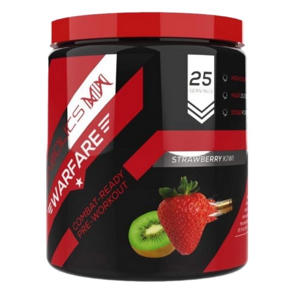 Warfare Pre Workout - Strawberry Kiwi