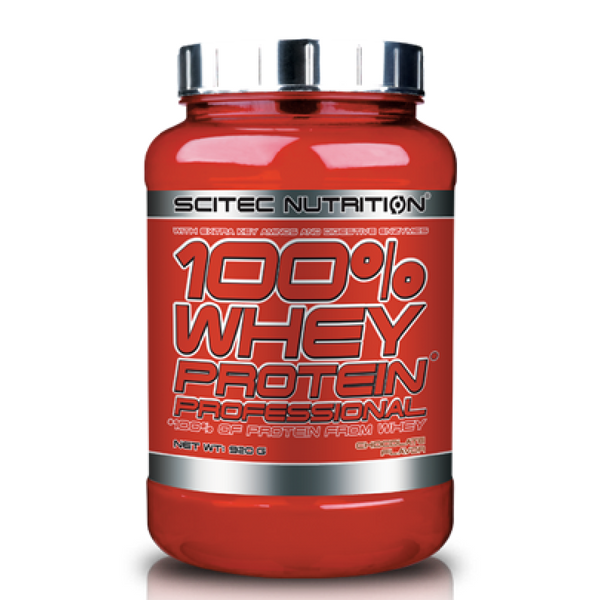 Scitec Nutrition 100% Whey Protein Professional - Chocolate 2lb