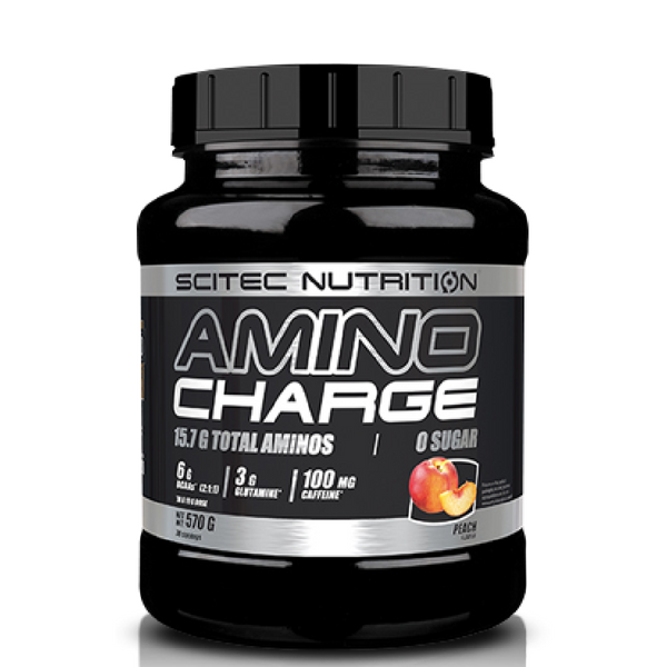 Scitec Nutrition Amino Charge - Peach