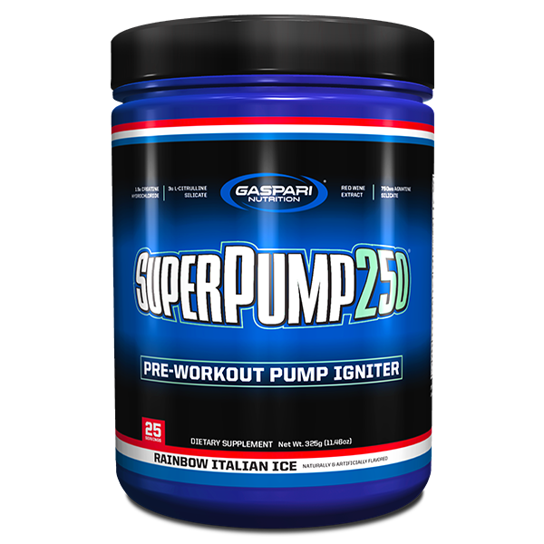 Gaspari SuperPump 250 - Rainbow