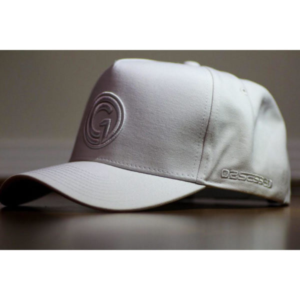 Obsessed Gymwear Hat - White