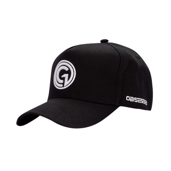 Obsessed Gymwear Hat - Black