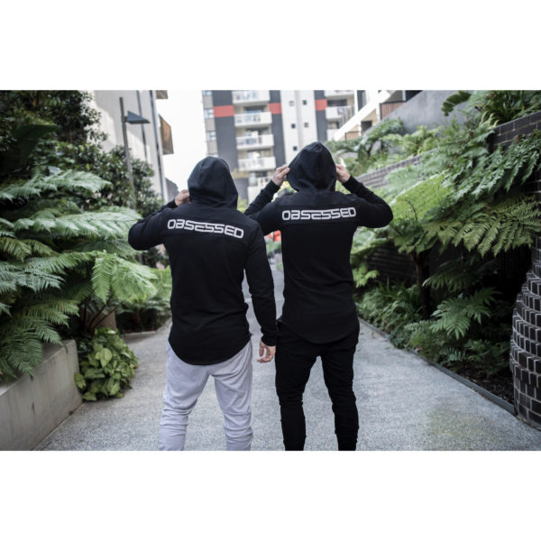 Obsessed Gymwear - Raider Hoodies