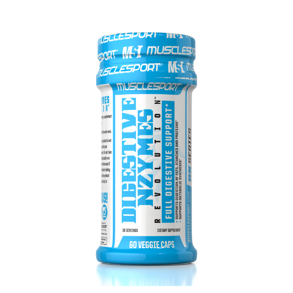 Musclesport Digestive Nzymes