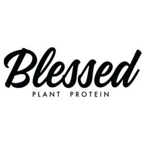Blessed Plant Protein Logo
