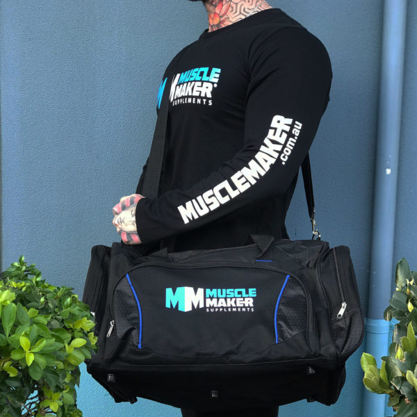 Muscle Maker Supplements Gym Bag - Kyle