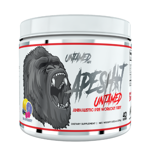 Primeval Labs Untamed Labs Ape Sh_t Pre Workout