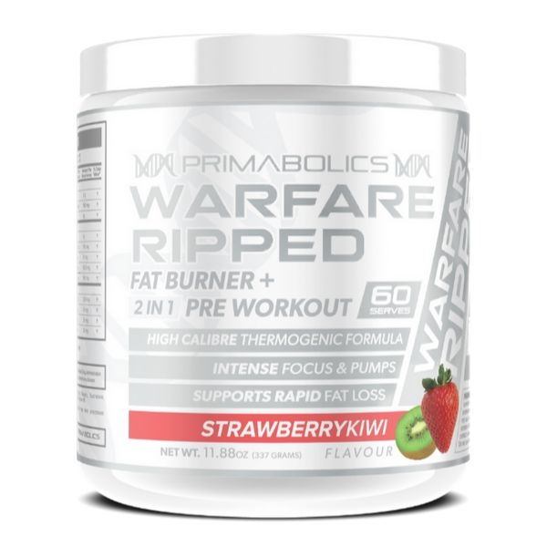 Primabolics Warfare Ripped - Strawberry Kiwi