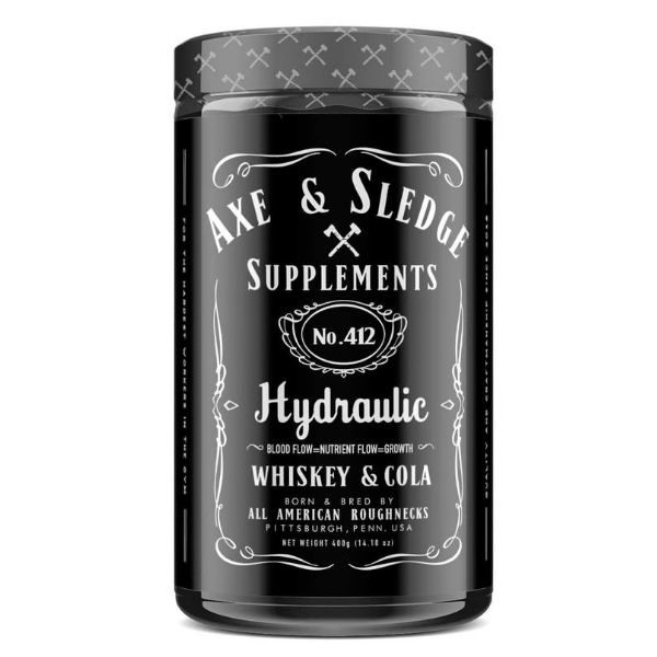 Axe & Sledge Hydraulic - Whiskey & Cola