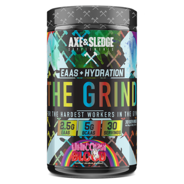 Axe & Sledge The Grind - Unicorn Blood EAA + BCAA
