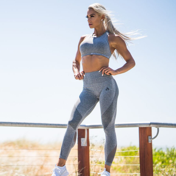 Ryderwear Women's Seamless Tights - Promo