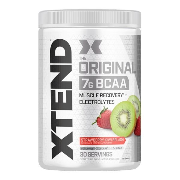 Scivation Xtend BCAA original 30 serve - Strawberry Kiwi