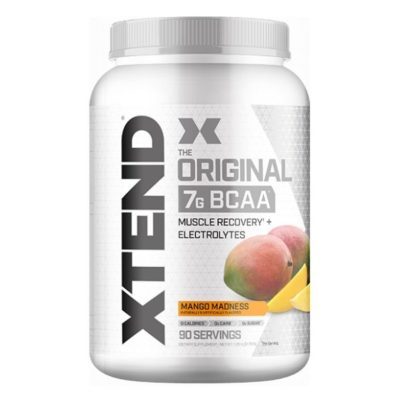 Scivation Xtend BCAA original 90 serve - Mango