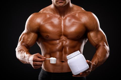Muscle Maker Supplements - Creatine Monohydrate