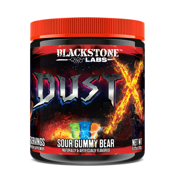 Blackstone Labs Dust X - Sour Gummy Bear