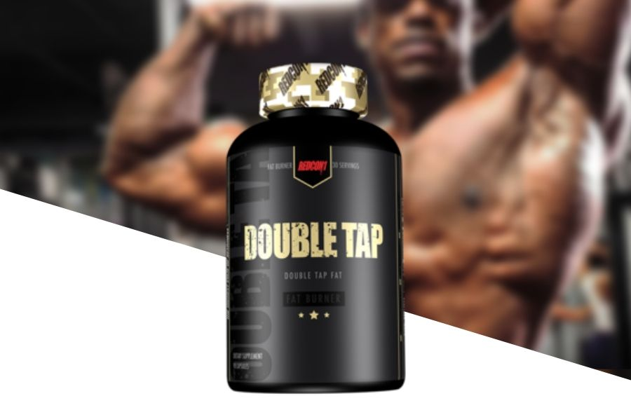 Redcon1 Double Tap Capsules Fat Burner Product