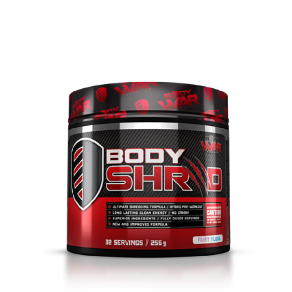 Body War - Body Shred