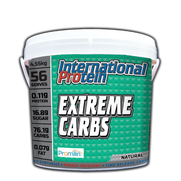 International Protein Extreme Carbs - 4.55kg