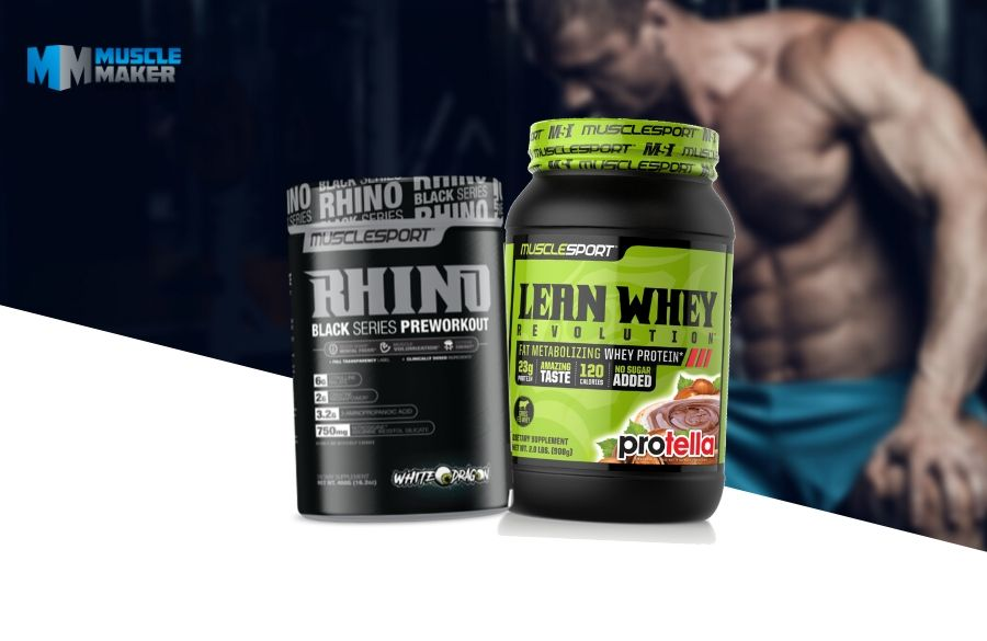Musclesport Workout Stack Product