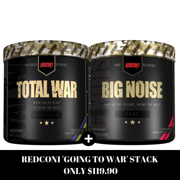 Redcon1 Going To War - Total War - Big Noise
