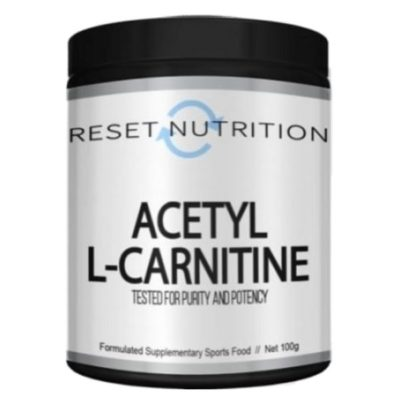 reset Nutrition acetyl l-carnitine