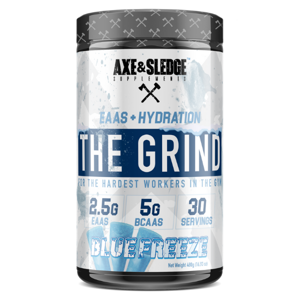 Axe & Sledge The Grind - Blue Freeze (1)