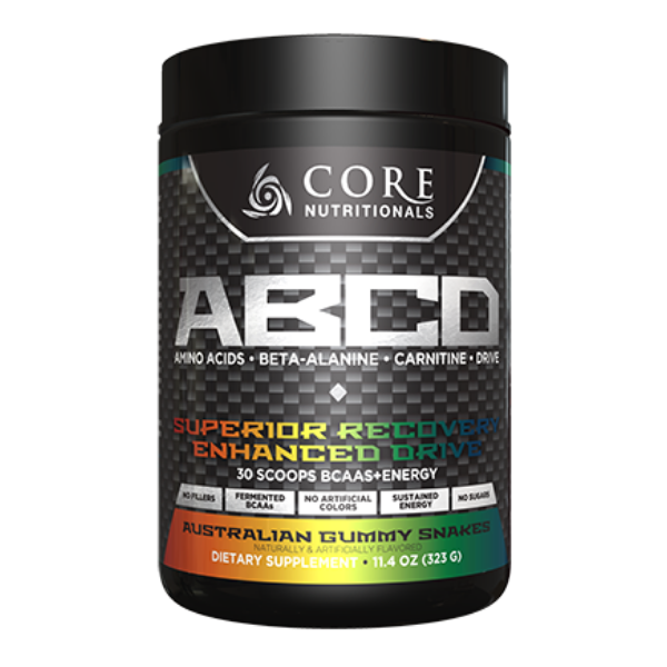 Core Nutritionals Core ABCD - Aus Gummy