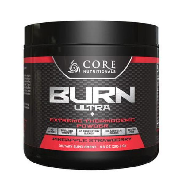 Core Nutritionals Core Burn Ultra - Pineapple Strawberry