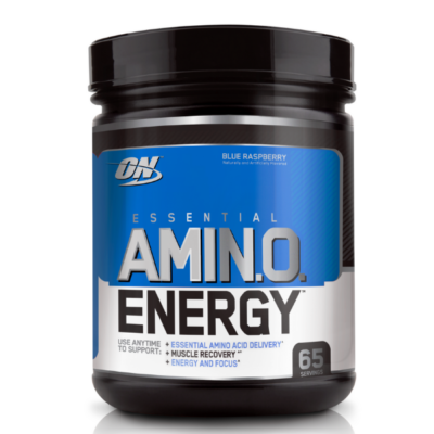 Optimum Nutrition Amino Energy 600g - Blue Raspberry