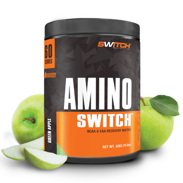 Switch Nutrition Amino Switch 60 Serve - Green Apple