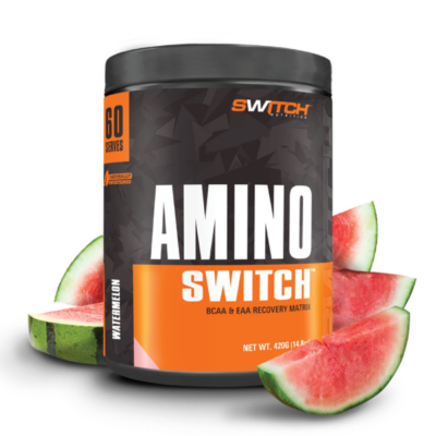 Switch Nutrition Amino Switch 60 Serve - Watermelon