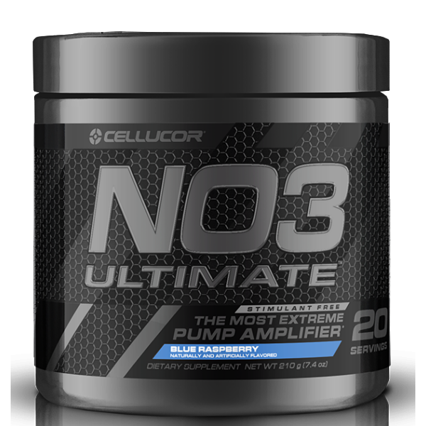 Cellucor NO3 Ultimate - Blue Rasp
