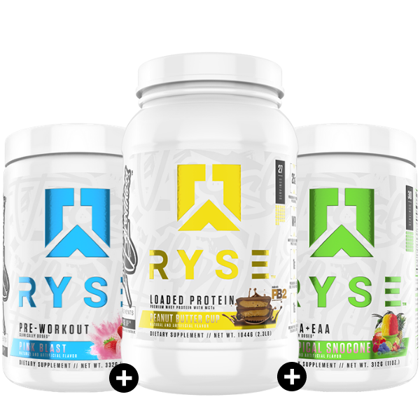 Ryse Supplements Swole Stack