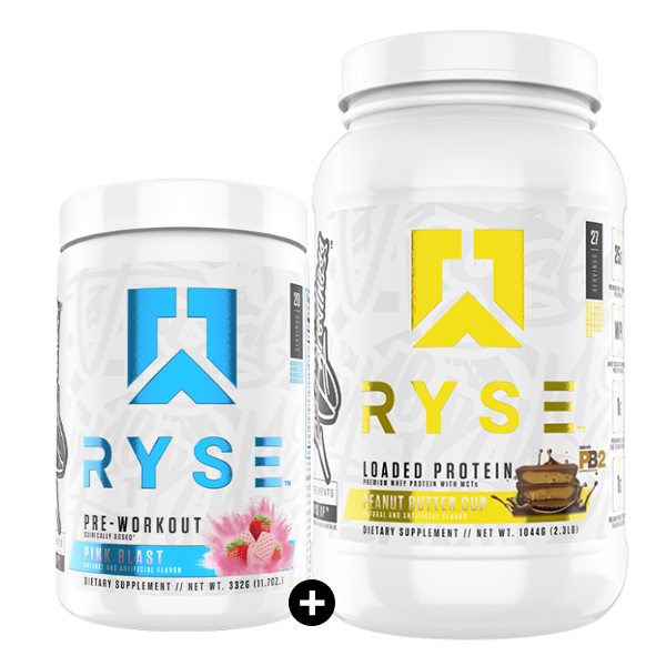 Ryse Supplements Training Stack