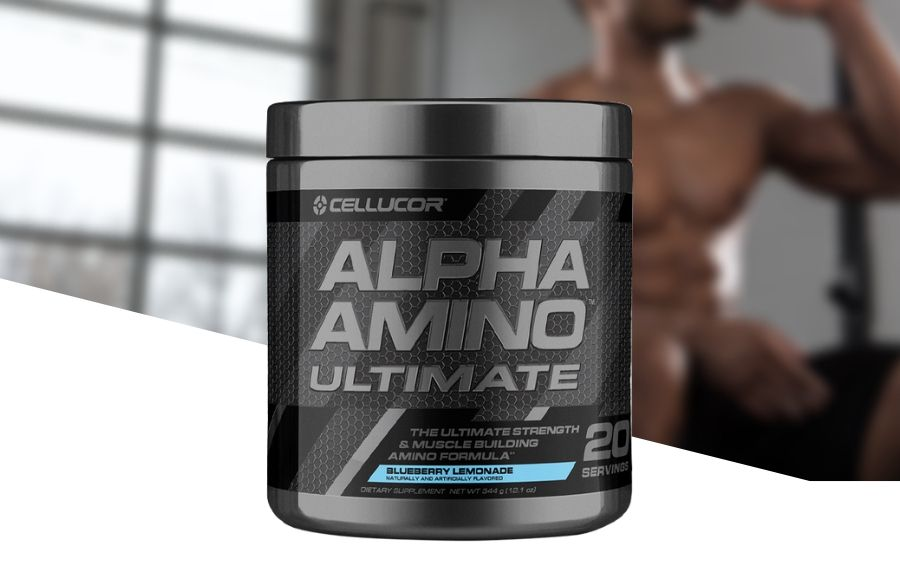 Cellucor Alpha Amino Ultimate Product