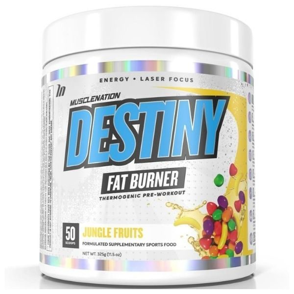 Muscle Nation Destiny fat burner - Jungle Fruits