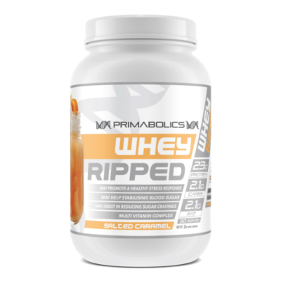 Primabolics Whey Ripped - Salted Caramel