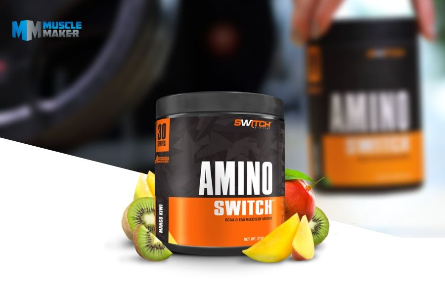 Switch Nutrition Amino Switch Product