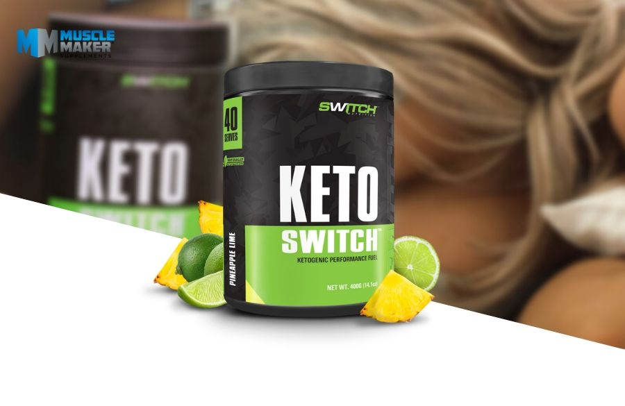 Switch Nutrition Keto Switch Product